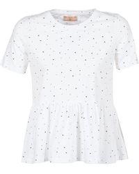 Moony Mood - Ilette Women's T Shirt In White - Lyst