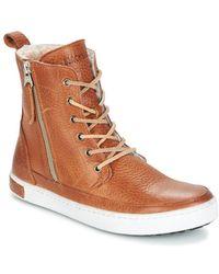 Blackstone - Hoge Sneakers Cw96 - Lyst