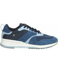 Scotch & Soda Scotch Soda Sneaker Chaussures - Bleu