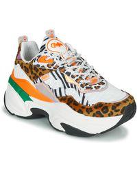 Buffalo Lage Sneakers 1630270 - Meerkleurig