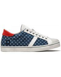 Liu Jo Sneakers Chaussures - Bleu