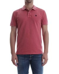 AT.P.CO A165P19 A0667 Polo - Rouge