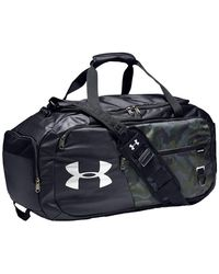 Under Armour Sporttas Undeniable Duffel 4.0 Md 1342657-290 - Zwart