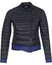Armani Jeans Abrigo de plumas BEAUJADO - Negro