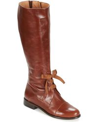 Fericelli - Maura Women's High Boots In Brown - Lyst
