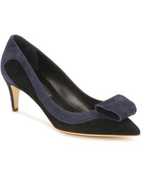 Rupert Sanderson BESSIE Chaussures escarpins - Bleu