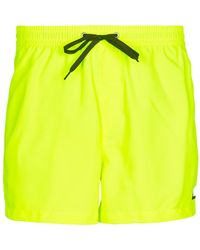 Quiksilver Zwembroek Everyday Volley - Geel