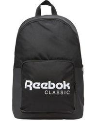Reebok Cl Core Backpack Sac à dos - Noir