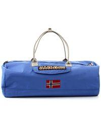 Napapijri 6ann8s03 Travel Bag - Blue