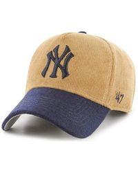 47 Brand Casquette Casquette New York Yankees - Multicolore