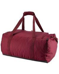 Reebok Duffle Shoe Storage Women's Sports Bag In Multicolour