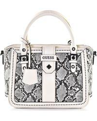 Guess Hwimpy P9136 Handbags - White