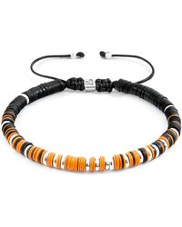 Anchor & Crew - Anchor Crew Orange Kariba Bracelet Bracelet - Lyst
