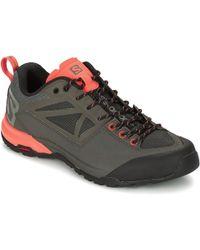 Yves Salomon X Alp W Women's Shoes (trainers) In Grey in