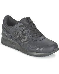 Asics GEL-LYTE III Chaussures - Noir