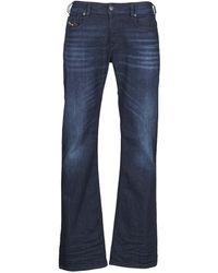 DIESEL Jeans Bootcut Zatiny - Blu