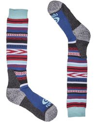 Rip Curl - Brash M Socks Men's Stockings In Multicolour - Lyst