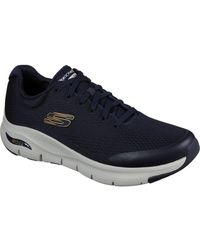 Skechers Chaussures 232040NVY6 Arch Fit - Bleu