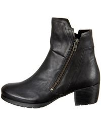 Think! - Obajo Women's Low Ankle Boots In Multicolour - Lyst
