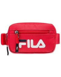 Fila Heuptas Sporty Belt Bag - Rood