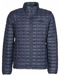 The North Face Donsjas Thermoball Eco Jacket - Blauw
