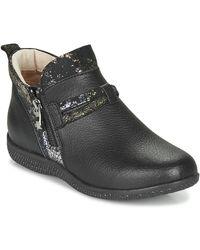 DAMART Laarzen 62313 - Zwart