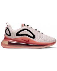 Nike Air Max 720 Sneakers - Roze