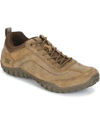 Caterpillar Sneakers Arise - Marrone