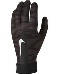 Nike - Gants Academy Hyperwarm hommes Gants en Noir - Lyst