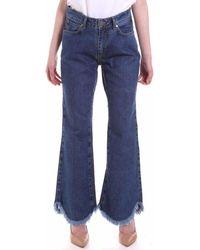FEDERICA TOSI FTE20PJ076.0VDENIM Jeans - Bleu