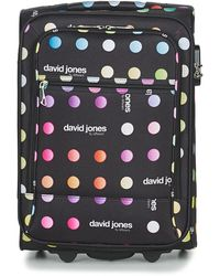 David Jones Reiskoffer Casilo 41l - Zwart