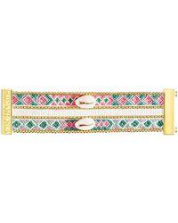 Hipanema Bracelet Norma-twin taille L Bracelets - Multicolore