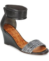 Chie Mihara Ruspi Women's Sandals In Black