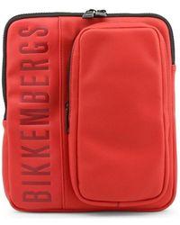 Bikkembergs Bolso - E91PME560022 - Rojo