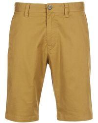 """Volcom - Frickin Modern Strch 21"""" Men's Shorts In Brown - Lyst"""