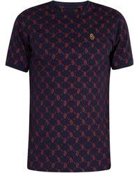 Luke 1977 T-shirt T-shirt Great Irons - Bleu
