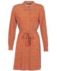 Vero Moda VMTOKA Robe - Orange