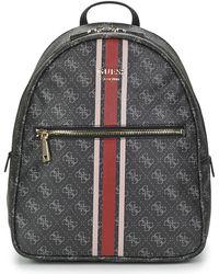Guess Rugzak Vikky Backpack - Grijs