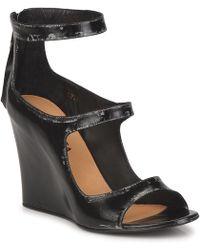 Premiata - 2830 Luce Women's Sandals In Black - Lyst