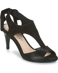 Betty London - Inilave Women's Sandals In Black - Lyst