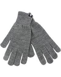 Jack & Jones Jack Jones Guantes BARRY guantes hombre gris
