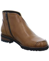Everybody - 3460923602805carterra Women's Low Ankle Boots In Brown - Lyst