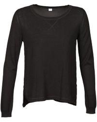 S.oliver Frizzo Women's Jumper In Black