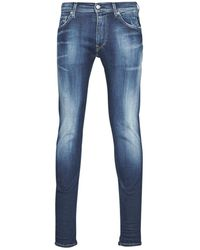 Replay Skinny Jeans Jondril Hyperflex - Blauw