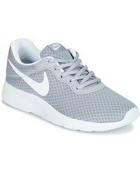 Nike - Lage Sneakers Tanjun - Lyst
