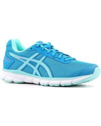 Gel impression 9 T6f6n 4367 Women's Running Trainers In Blue