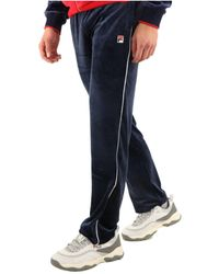 Fila Jogging Pantalon Cyrus - Bleu