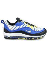 air max 98 blu
