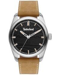Timberland Reloj analógico - newburgh_15577js - Marrón