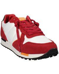 Gas Lage Sneakers Gam813016 - Rood